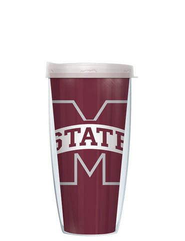 Mississippi State University - Large Logo Repeat Pattern Inside Pattern