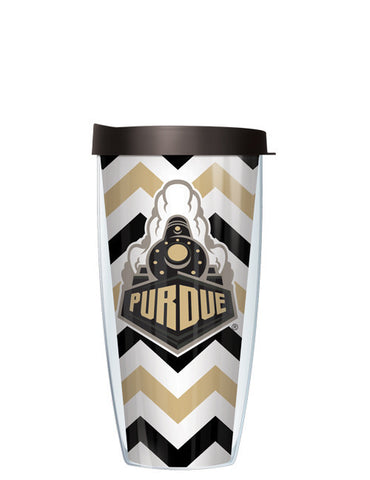 Purdue University - Chevron Pattern