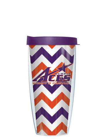 University of Evansville - Chevron Pattern