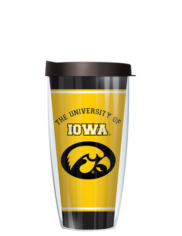 University of Iowa - Varsity Stripes Pattern