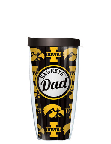 University of Iowa - Dad Pattern