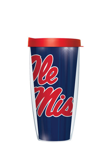 University of Mississippi - Large Logo Pattern