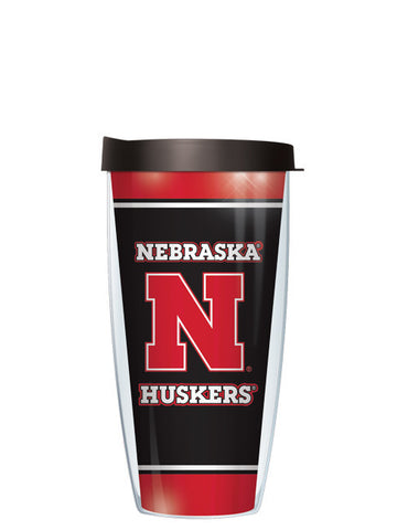 University of Nebraska - Varsity Stripes Pattern