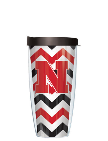 University of Nebraska - Chevron Pattern