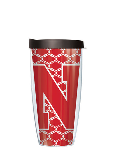 University of Nebraska - Mom on Dots Pattern