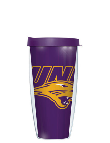 University of Northern Iowa - Large Logo Repeat Pattern Inside Pattern