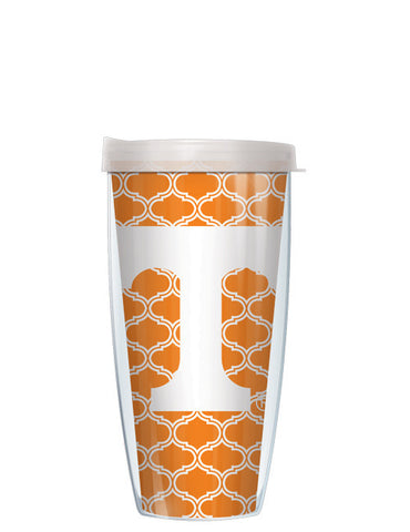 University of Tennessee - Duofoil Pattern with Clear Lid