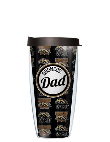 Western Michigan University - Dad Pattern