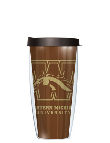 Western Michigan University - Large Logo Repeat Pattern Inside Pattern