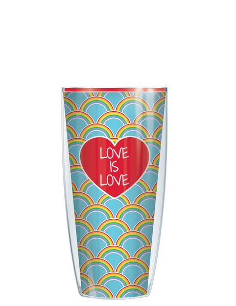 Love is Love Tumbler - Signature Tumblers - Tumbler -  - 1
