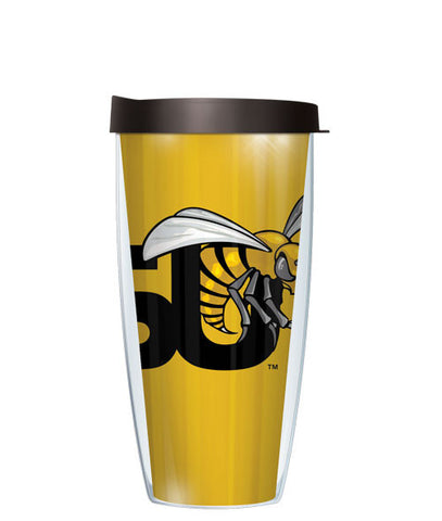 Alabama State University - Large Logo with Black Lid