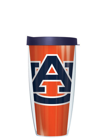 Auburn University - Large Logo with Navy Lid