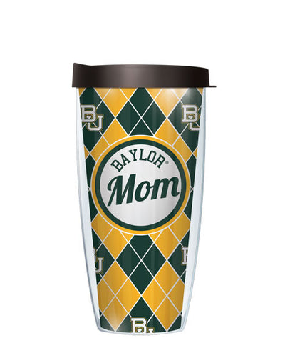 Baylor University - Baylor Mom with Black Lid