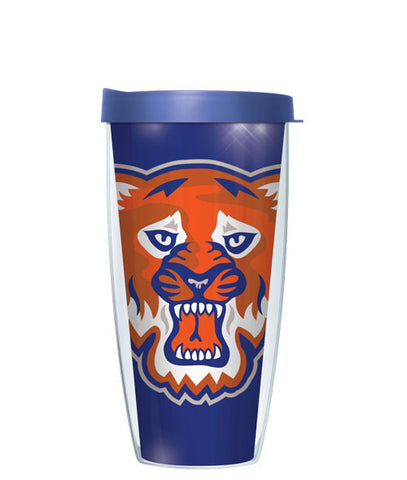Sam Houston State University - Large Logo & Inside Pattern with Blue Lid