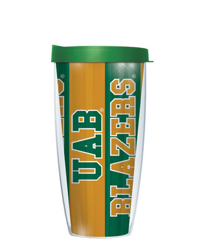 university-of-alabama-birmingham-vertical-stripes-tumbler