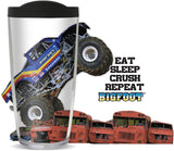 Bigfoot Monster Truck Set