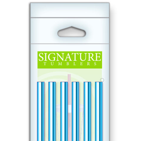 Six Pack of Straws - Signature Tumblers -  -  - 2