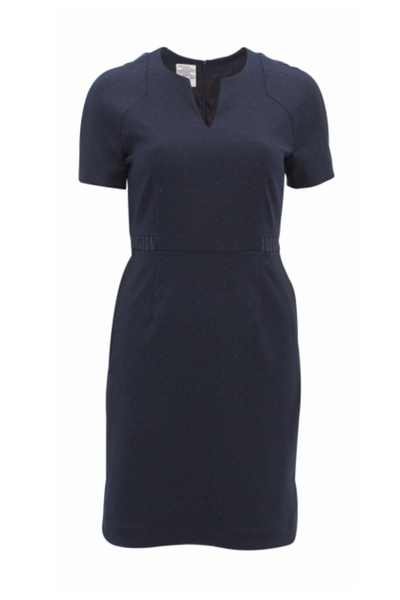 Baum und Pferdgarten | Alett Evening Blue Dress | AETERNASTYLE.COM