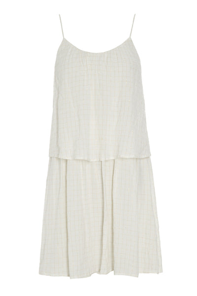 Gat Rimon | White Jallo Summer Dress | AETERNASTYLE.COM