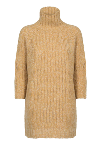 Custommade DK | Prudence Amber Gold Sweater | AETERNASTYLE.COM