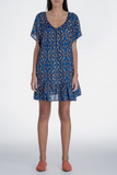 Sack's Fashion | Luna ruffle dress | AETERNASTYLE.COM
