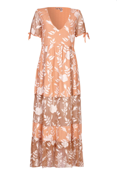 For Love and Lemons | Mia Maxi Dress | AETERNASTYLE.COM