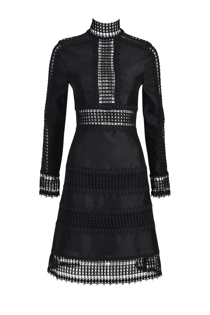 Thurley | Salvadore Mini Dress | AETERNASTYLE.COM