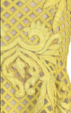 Thurley Sale | Hybrid Lace Mini Dress | AETERNASTYLE.COM