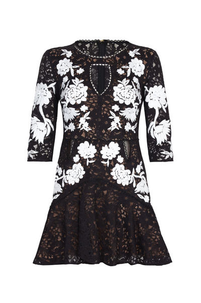 Mallorca Embroidery Dress
