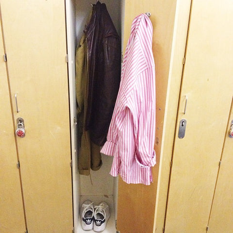 locker shirt