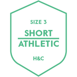 Short Athletic Size