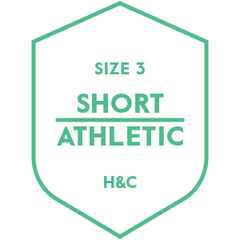 The Hugh & Crye Short Athletic Size