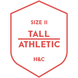 Tall Athletic Size