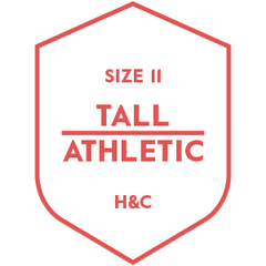 The Hugh & Crye Tall Athletic Size