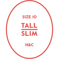 The Hugh & Crye Tall Slim Size