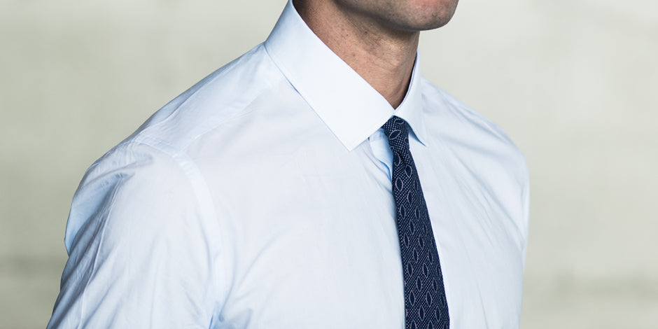 6b74ad0cba5 Better Fitting Dress Shirts – A Brief Guide from Hugh   Crye