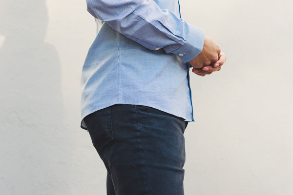 Collection of untucked dress shirt best fashion trends for Best shirts to wear untucked
