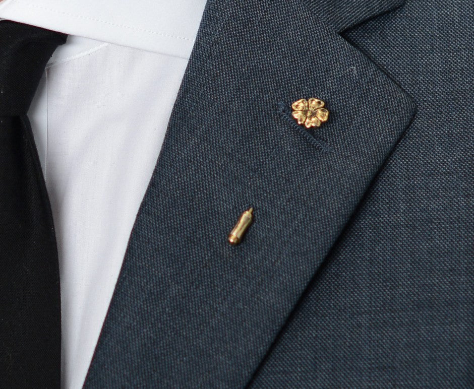 Anemone Lapel Pin – Hugh & Crye - 3