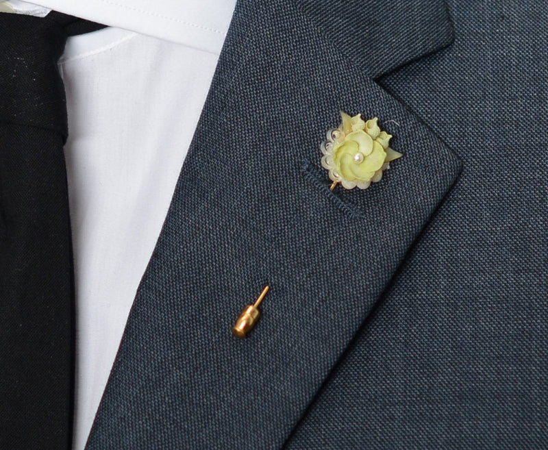 Bloom Lapel Pin – Hugh & Crye - 3