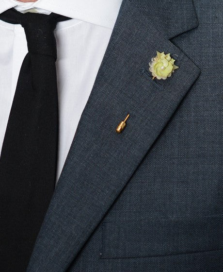 Bloom Lapel Pin – Hugh & Crye - 2