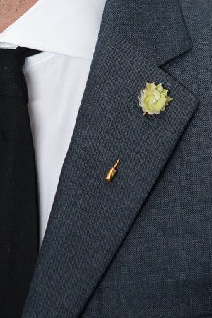 Bloom Lapel Pin – Hugh & Crye - 1