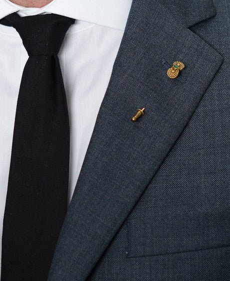 Bahia Lapel Pin – Hugh & Crye - 2