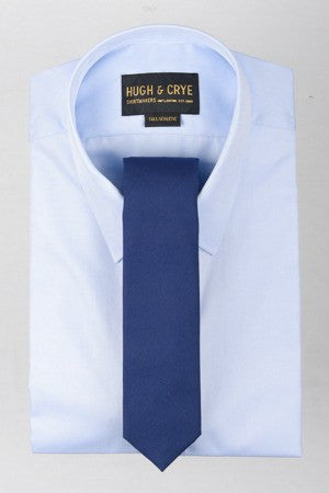 Agency Menswear Blue Tie – Hugh & Crye - 1
