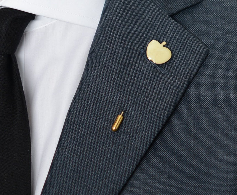 Bramley Lapel Pin – Hugh & Crye - 3
