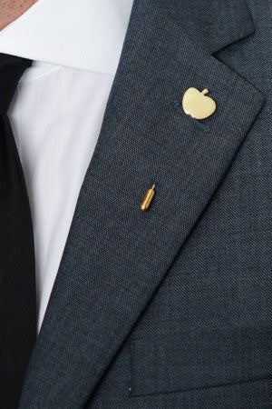 Bramley Lapel Pin – Hugh & Crye - 1