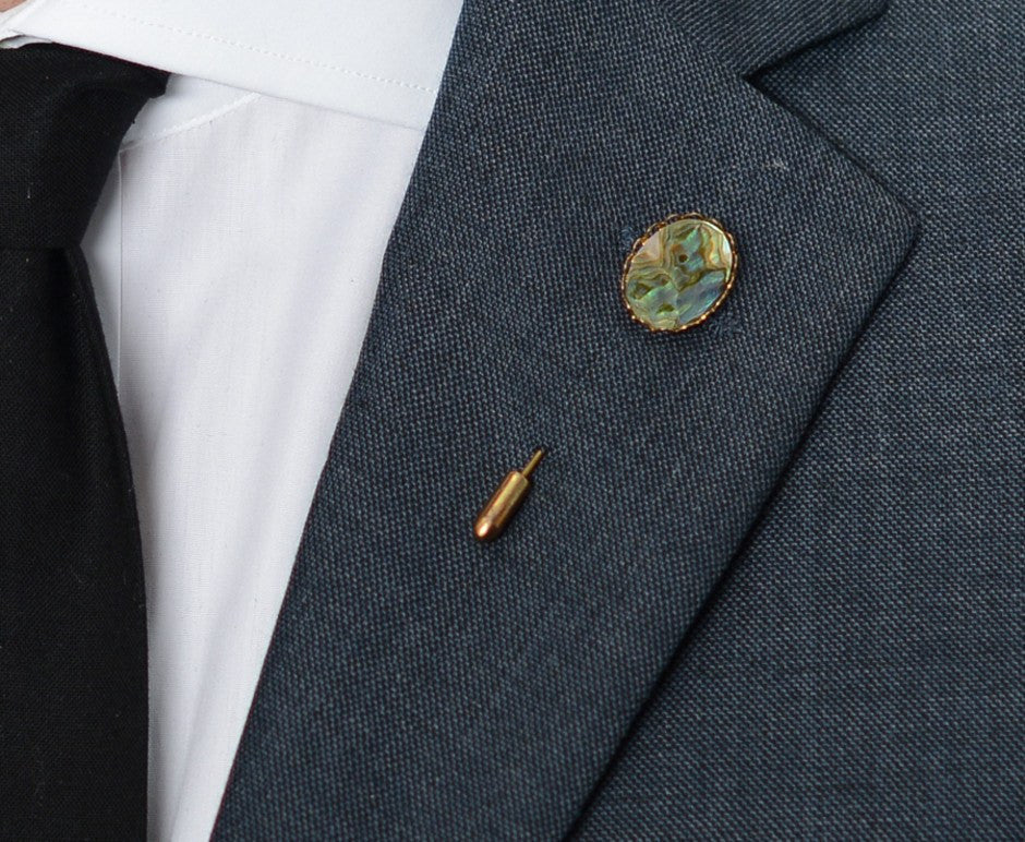 Dorian Lapel Pin – Hugh & Crye - 3