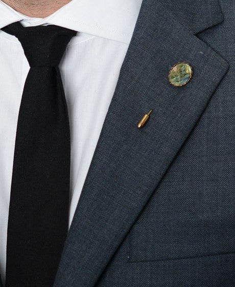 Dorian Lapel Pin – Hugh & Crye - 2
