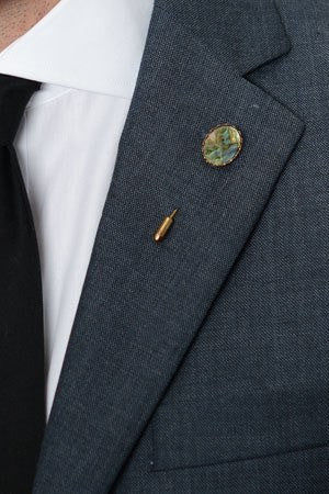 Dorian Lapel Pin – Hugh & Crye - 1
