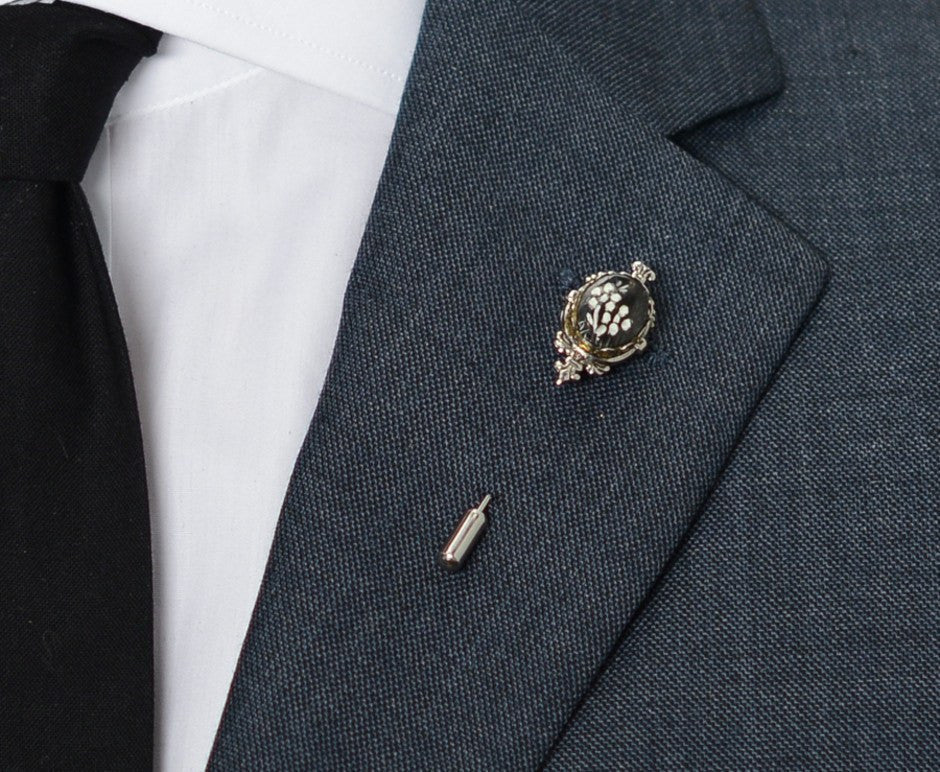 Kasota Lapel Pin – Hugh & Crye - 3