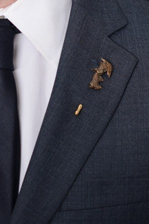 Poppins Lapel Pin – Hugh & Crye